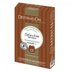 Destination Nespresso ® Destination Arabica Pure Silicone Capsules