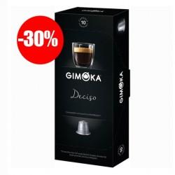 Capsules Deciso compatibles Nespresso ® de la marque Gimoka