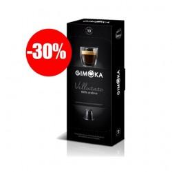 Capsules Vellutato compatibles Nespresso ® de la marque Gimoka