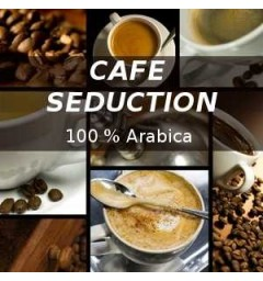 Café SEDUCTION pour capsules compatibles Nespresso®