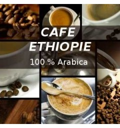 Café ETHIOPIE pour capsules compatibles Nespresso® 250grs