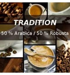 Café TRADITION 250 grs pour capsules à remplir compatibles Nespresso ®