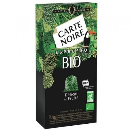 Carte Noire N°5 – 10 capsules compatibles Nespresso®