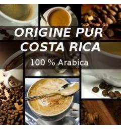 Café Costa Rica pour capsules compatibles Nespresso®