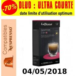 60 Colombian Nespresso ® compatible capsules Caffesso