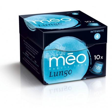 Meo Lungo capsules compatible Nespresso ®