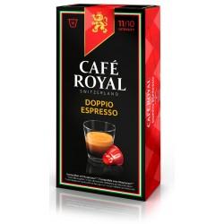 Capsules Café Royal Doppio Espresso compatibles Nespresso ®