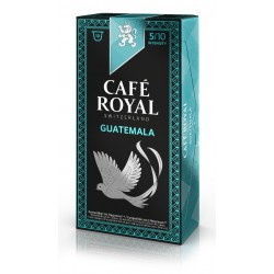 Coffee capsules Royal Guatemala compatible Nespresso ®