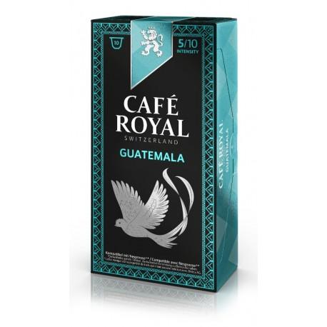 Capsules Café Royal Guatemala compatibles Nespresso ®