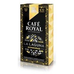 Capsules Café Royal La Laguna compatibles Nespresso ®