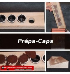 Prépa-Caps accessory wood-cap Capsul'in Do Coffeduck