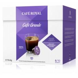 Capsules Caffé Grandé Café Royal compatibles Dolce Gusto ®