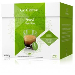 Coffee capsules Royal Brasil compatible Dolce Gusto ®