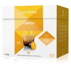 Capsules Café Royal Espresso compatibles Dolce Gusto ®