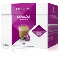 Dolce Gusto ® Compatible Coffee and Milk Coffee Coffee Capsules