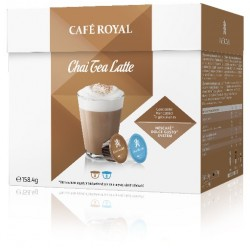 Coffee capsules Dolce Gusto ® compatible Royal Colombia