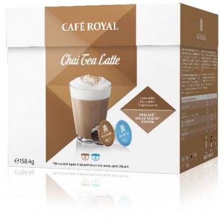 Capsules Café Royal Chai Tea compatibles Dolce Gusto ®