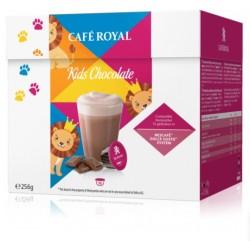 Capsules Chocolat compatibles Dolce Gusto ® de Café Royal
