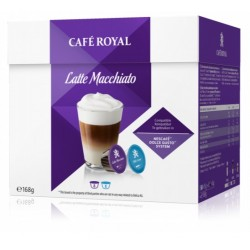 Dolce Gusto ® Compatible Royal Latte Macchiato Coffee Capsules