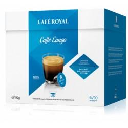 Capsules Café Royal Lungo compatibles Dolce Gusto ®