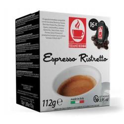 Capsules compatibles Lavazza A Modo Mio ® Ristretto
