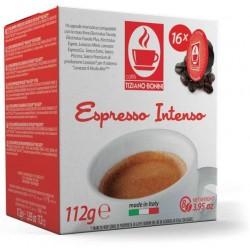 Capsules compatibles Lavazza A Modo Mio ® Intenso de chez Caffè Bonini