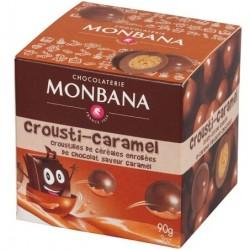 Crousti Caramel Monbana Snack Box
