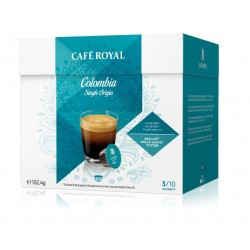 Capsules Café Royal Colombia compatibles Dolce Gusto ®