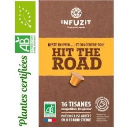 Infuzit Hit The Road, capsules compatibles Nespresso ®