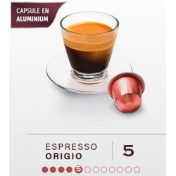 Origio, capsules BELMIO compatibles Nespresso ®