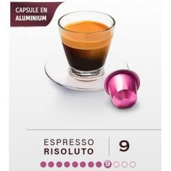 Risoluto, BELMIO capsules compatible Nespresso ®