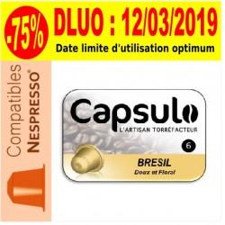 Capsulo Brazil, Nespresso ® compatible capsules.