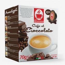 Capsules compatibles Lavazza A Modo Mio ® Chocolat