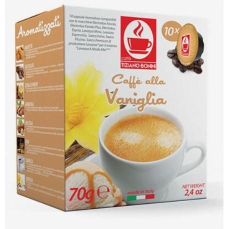 Capsules compatibles Lavazza A Modo Mio ® Vanille