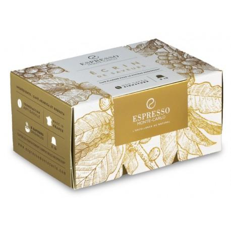 Capsules compatibles Nespresso ® Ecrin de saveurs