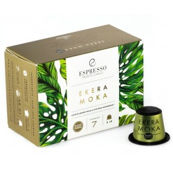 Nespresso ® compatible capsules Box of flavors