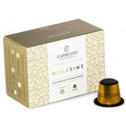 Capsules compatibles Nespresso ® Millésime