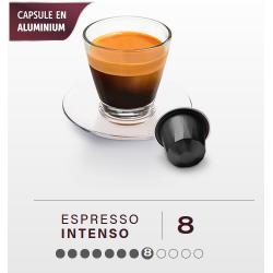 Intenso, capsules BELMIO compatibles Nespresso ®