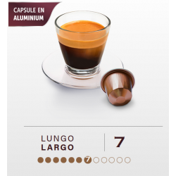 LARGO, capsules BELMIO compatibles Nespresso ®
