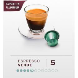VERDE BIO, capsules BELMIO compatibles Nespresso ®