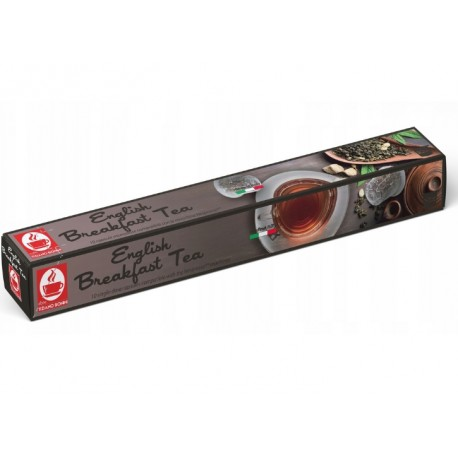 Capsules de Thé Noir Tiziano Bonini compatibles Nespresso ®