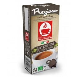 Capsules Prezioso compatibles Nespresso ® de Bonini