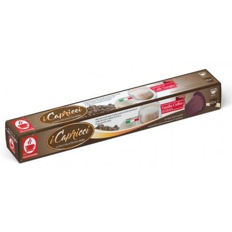 Capsules Caffè Vanille compatibles Nespresso ® de I Capricci