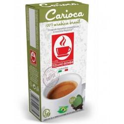 Carioca Caffè Bonini capsules, Nespresso® compatible.