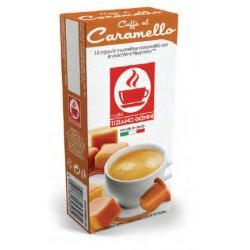 The Bonifieur Caramel flavor capsules compatible Nespresso