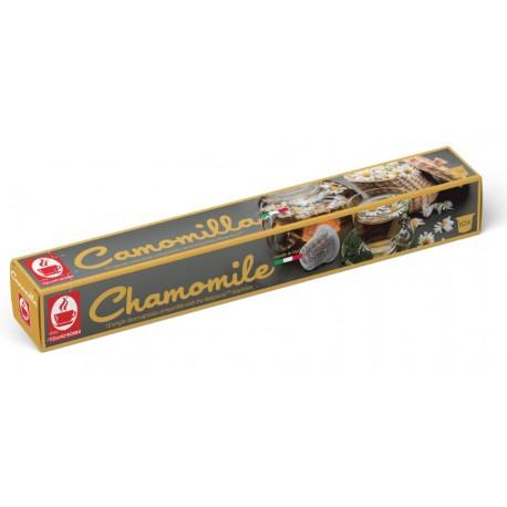 Capsules de Thé Camomille Tiziano Bonini compatibles Nespresso ®