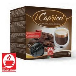 Capsules de chocolat compatibles Dolce Gusto I Capricci