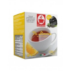 Capsules compatibles Dolce Gusto Tea Lemon Bonini