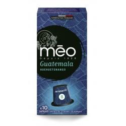 Capsules Méo Guatémala compatibles Nespresso