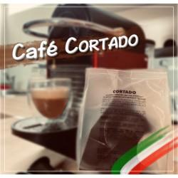 Capsules Cortado compatibles Nespresso ®